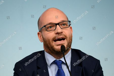 Lorenzo Fontana, Minister for European Affairs of the Conte Government