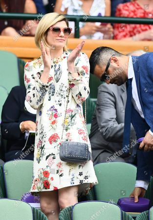 Editorial image of Wimbledon Tennis Championships, Day 12, The All England Lawn Tennis and Croquet Club, London, UK - 13 Jul 2019