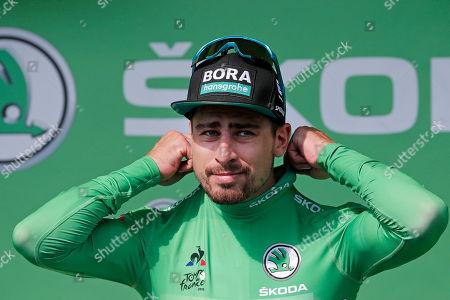 Editorial image of Tour de France 2019 - 8th stage, Saint Etienne - 13 Jul 2019