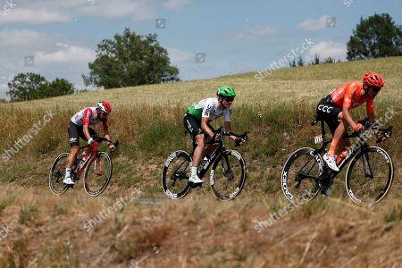 Editorial picture of Tour de France 2019 - 8th stage, Saint Etienne - 13 Jul 2019