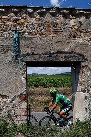 Editorial photo of Cycling Tour de France, Saint Etienne, France - 13 Jul 2019