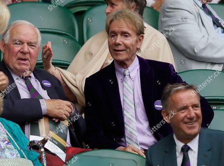 Editorial image of Wimbledon Tennis, London, United Kingdom - 13 Jul 2019