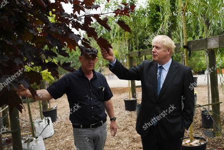 Editorial photo of Convervative Leadership Hustings, Braintree, United Kingdom - 13 Jul 2019