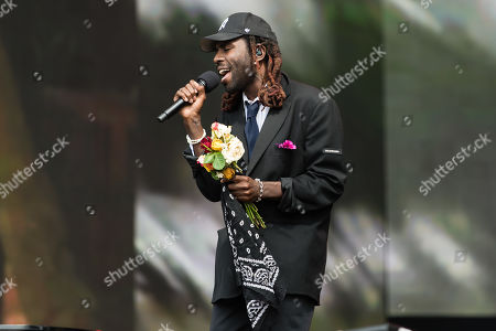 Stock Picture of Dev Hynes