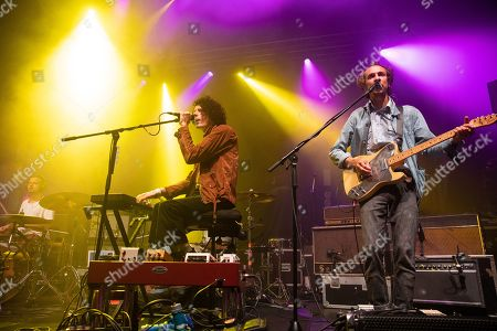 Kapil Trivedi, Blaine Harrison and William Rees - Mystery Jets