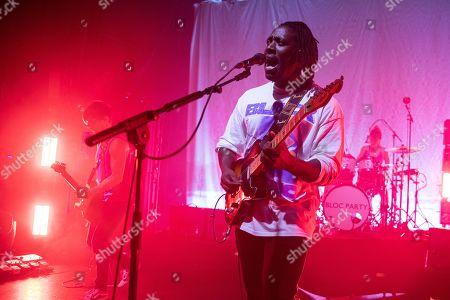 Kele Okereke - Bloc Party