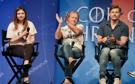 Editorial picture of Con of Thrones Convention, Nashville, USA - 13 Jul 2019