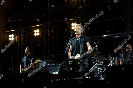 Editorial picture of Luciano Ligabue in concert at the Olympic Stadium, Rome, Italy - 12 Jul 2019