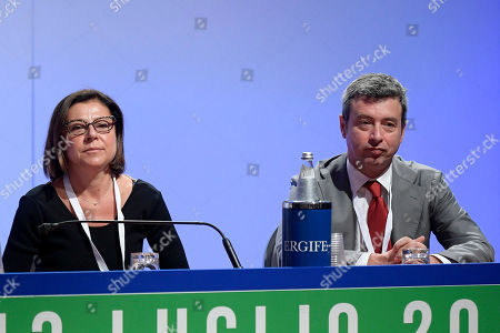 Paola De Micheli and Andrea Orlando elected deputy secretaries