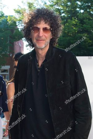 """Howard Stern attends a special screening of """"David Crosby: Remember My Name"""", hosted by Sony Pictures Classics with The Cinema Society, at the Regal UA East Hampton Cinema on in East Hampton, NY"""