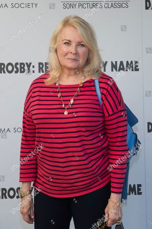 """Candice Bergen attends a special screening of """"David Crosby: Remember My Name"""", hosted by Sony Pictures Classics with The Cinema Society, at the Regal UA East Hampton Cinema on in East Hampton, NY"""
