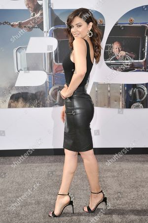 "Editorial photo of LA Premiere of ""Fast & Furious Presents: Hobbs & Shaw"", Los Angeles, USA - 13 Jul 2019"
