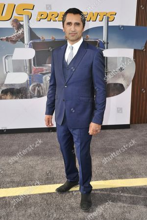 """Cliff Curtis attends the LA premiere of """"Fast & Furious Presents: Hobbs & Shaw"""" at the Dolby Theatre, in Los Angeles"""
