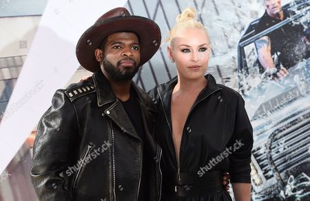 "Lindsey Vonn, P. K. Subban. Lindsey Vonn and P. K. Subban arrive at the Los Angeles premiere of ""Fast & Furious Presents: Hobbs & Shaw"", at the Dolby Theatre"