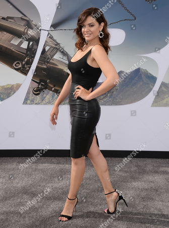 Editorial picture of 'Fast & Furious Presents: Hobbs & Shaw' Film Premiere, Arrivals, Dolby Theatre, Los Angeles, USA - 13 Jul 2019