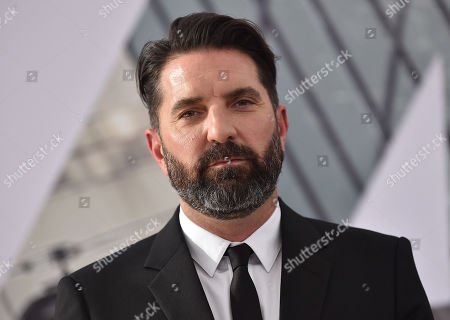 Stock Picture of Drew Pearce