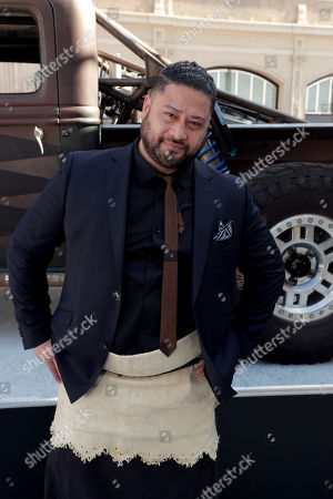 John Tui seen at Universal Pictures World Premiere of FAST & FURIOUS PRESENTS: HOBBS & SHAW at the Dolby Theater in Hollywood, CA on Saturday, July 13th, 2019.
