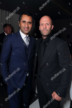Cliff Curtis and Jason Statham seen at Universal Pictures World Premiere of FAST & FURIOUS PRESENTS: HOBBS & SHAW in Hollywood, CA on Saturday, July 13th, 2019.
