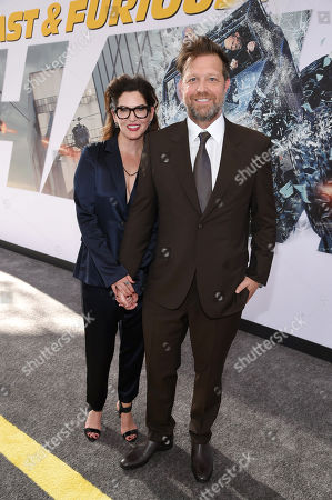 Kelly McCormick, Executive Producer, and David Leitch, Director