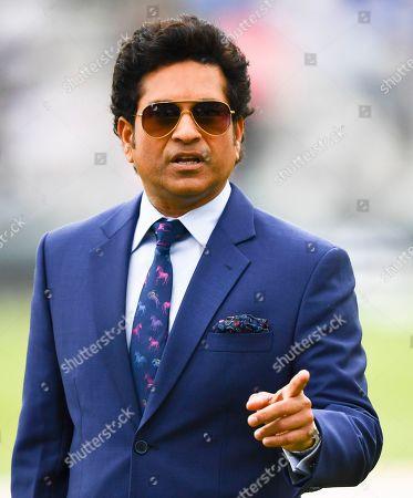 Sachin Tendulkar working for Star Sports television