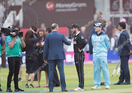 Editorial picture of New Zealand vs England, ICC World Cup Final, Cricket, Lord's Cricket Ground, St John's Wood, London, United Kingdom - 14 Jul 2019