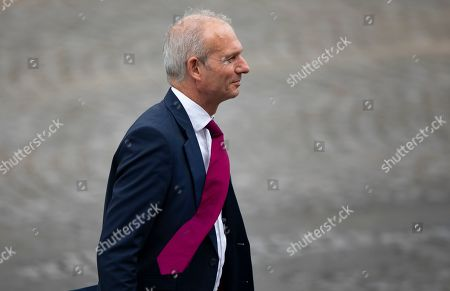 British Chancellor of the Duchy of Lancaster and Minister for the Cabinet Office David Lidington attends the annual Bastille Day military parade on the Champs Elysees avenue in Paris, France, 14 July 2019. Bastille Day, the French National Day, is held annually on 14 July to commemorate the storming of the Bastille fortress in 1789.