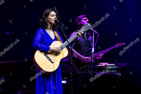 Editorial photo of Katie Melua performs at VeszpremFest, Veszprem, Hungary - 13 Jul 2019