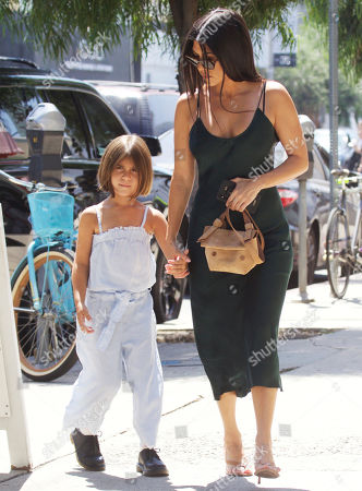 Editorial picture of Kourtney Kardashian out and about, Los Angeles, USA - 13 Jul 2019