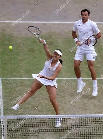 Editorial photo of Wimbledon Tennis, London, United Kingdom - 14 Jul 2019