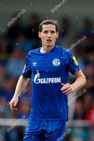 Bottrop , Germany, pre season friendly,  Stadtauswahl Bottrop vs. FC Schalke 04  1-2012 .07. 2019  Jahnstadium  in Bottrop Sebastian RUDY (S04)
