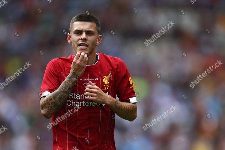 Editorial image of Bradford v Liverpool, Pre-Season Friendly, Football, Valley Parade, Bradford, UK - 14 Jul 2019