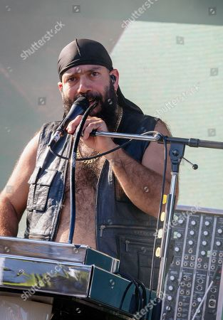 Stock Picture of Chromeo - Patrick Gemaye (P-Thugg)