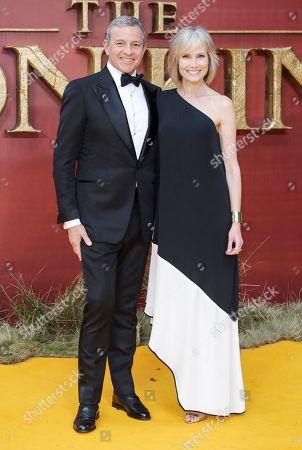 Editorial image of 'The Lion King' film premiere, London, UK - 14 Jul 2019