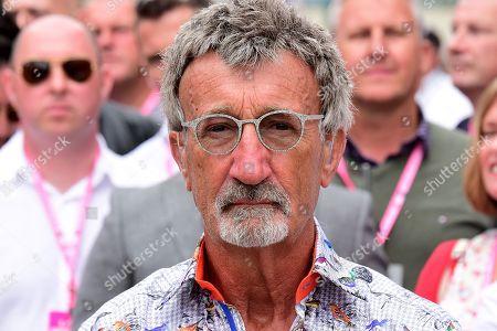 14.07.2019, Silverstone Circuit, Silverstone, FORMULA 1 ROLEX BRITISH GRAND PRIX 2019  ,  Eddie Jordan