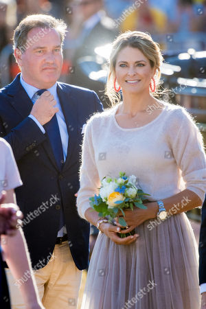 Editorial photo of Crown Princess Victoria's 42nd Birthday, Oland, Sweden - 14 Jul 2019