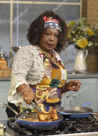 Stock Photo of Momma Cherri (Charita Jones)