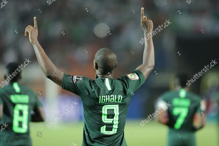 Editorial picture of AFCON 2019, Cairo, Egypt - 29 Jun 2019