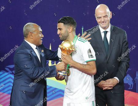 Editorial photo of AFCON 2019, Cairo, Egypt - 29 Jun 2019