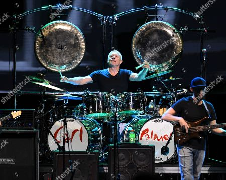Stock Picture of Carl Palmer