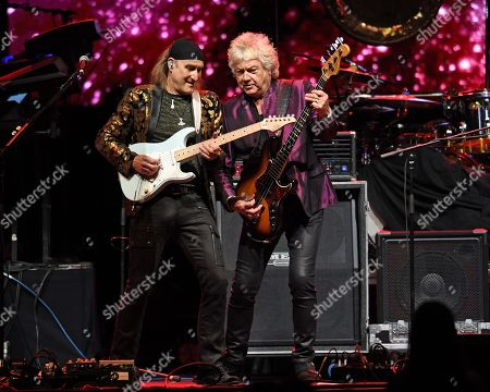 Stock Picture of Duffy King and John Lodge