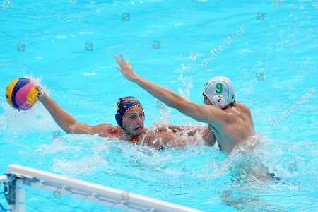 18th Fina World Championships, Water Polo