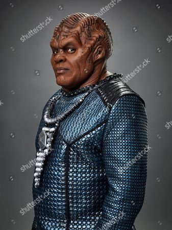 Editorial image of 'The Orville' TV Show Season 2 - 2019