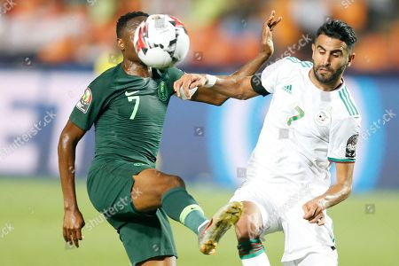 Editorial image of Africa Cup Soccer, Cairo, Egypt - 14 Jul 2019