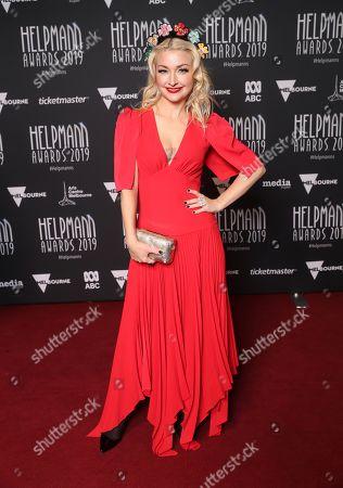 Editorial image of Helpmann Award Gala 2019 in Melbourne, Australia - 15 Jul 2019