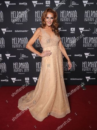 Editorial photo of Helpmann Award Gala 2019 in Melbourne, Australia - 15 Jul 2019
