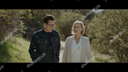 Frank Whaley as Parker and Samantha Mathis as Dr. Victoria Harris