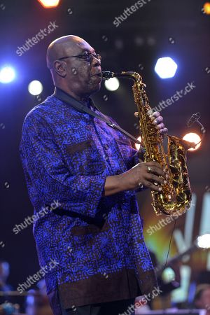 Editorial photo of Jazz in Vienne Festival, France - 12 Jul 2019
