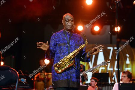 Editorial picture of Jazz in Vienne Festival, France - 12 Jul 2019