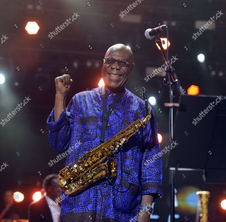 Editorial image of Jazz in Vienne Festival, France - 12 Jul 2019