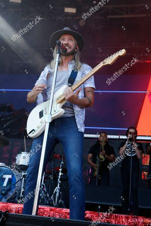 Stock Image of Moon Taxi - Trevor Terndrup